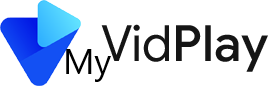 Myvidplay - Watch, Share, Stream and Monetize Your videos